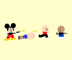 Mickey's murderous rampage
