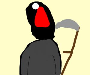 If Santa became the Grim Reaper