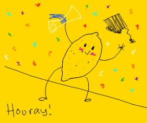 Lemon Graduated
