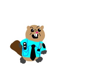 Joel (vinesauce) is a beaver