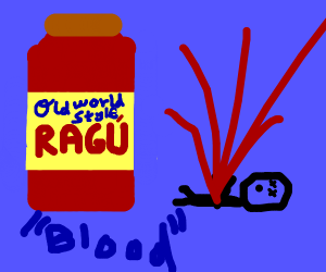 Rago Used As Blood