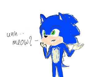 the new sonic movie looks real dope