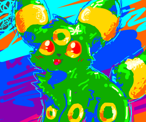 Green Umbreon