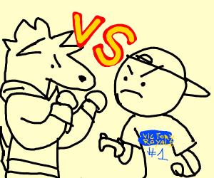 furry jeremy vs gamer jeremy
