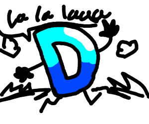 Drawception d says la la laaa