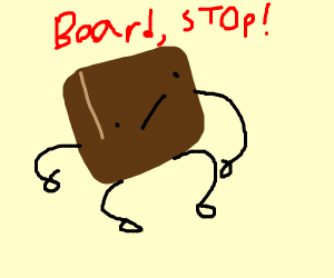Stop now board
