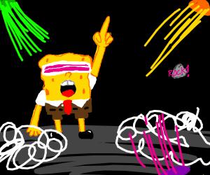 Spongebob Singing Goofy Goober Rock | Book Marketing