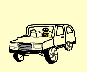 Bee Driving