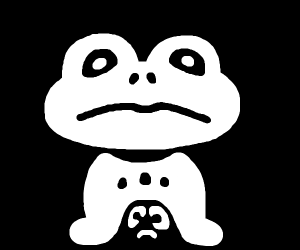 Froggit from undertale