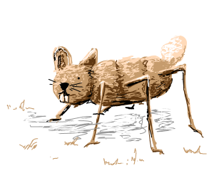 ant bunny hybrid