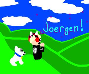 pewdiepie looking for joergen