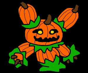 Pumpkin Maractus (Pokemon)