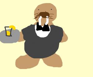 Walrus Waiter