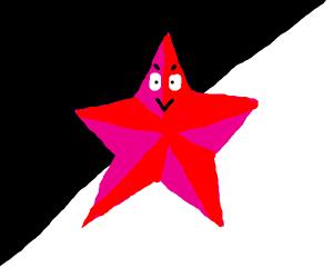 RADICAL patrick star