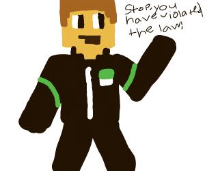 Minecraft Sherif