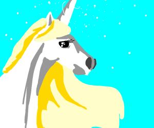 Glimmering Unicorn