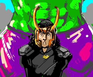 Bad news, Loki...