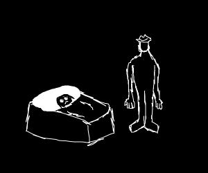 small child having sleep paralysis?