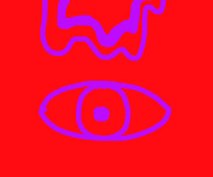 Lava burns your retinas