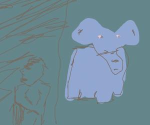 Hunting an Elephant