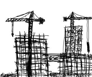 Inktober prompt 5, Build