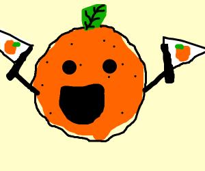 Team Orange PIO