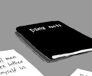 my death notes