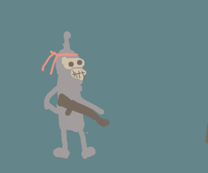 Robot Mercenary
