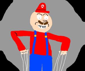mario master puppeteer