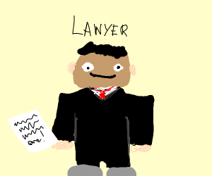 Doughy Lawyer
