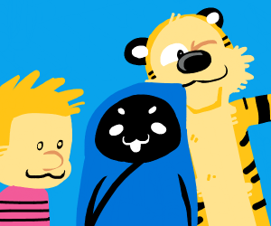 Calvin, Hobbes, and ByAnyOtherName