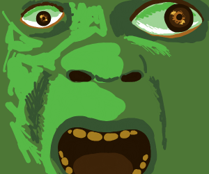 Shrek has W O K E