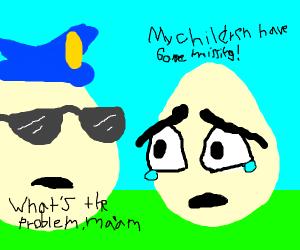 Finding Egg