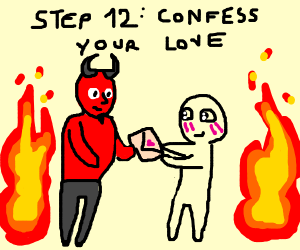 Step 11: Go to hell