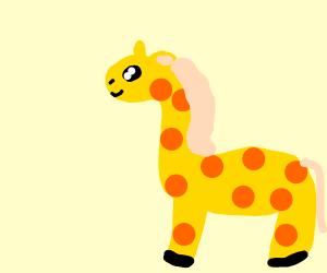 Gentlemen giraffe