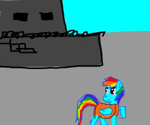 my little pony escapes prison