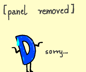 drawception removed this panel and is sorry