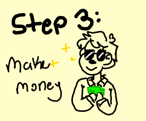 step 2: be funky