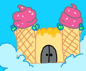 ice cream castles in the air