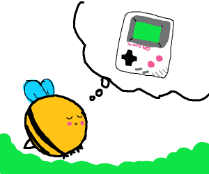bee wishes for a game boy