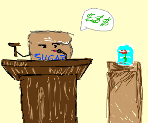 Auctioning sugar