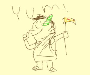 Little Caesar's pizza!!!!!!