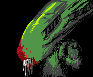 Alien (from the movie Aliens)