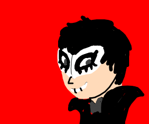 Joker of the Phantom thieves (Persona 5)