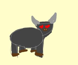 Bull loves you