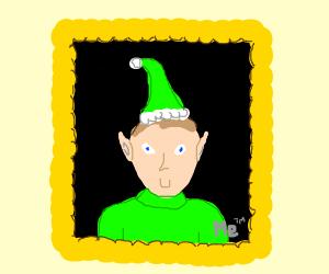 Elf Self-portrait