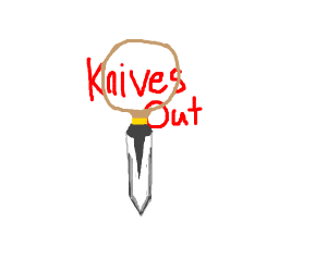 Knifes Out