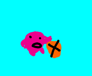 Driblee from Kirby Star Allies