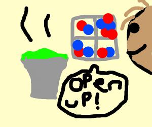 weed bucket