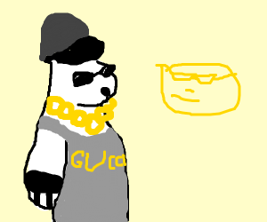 Mafia Polar Bear
